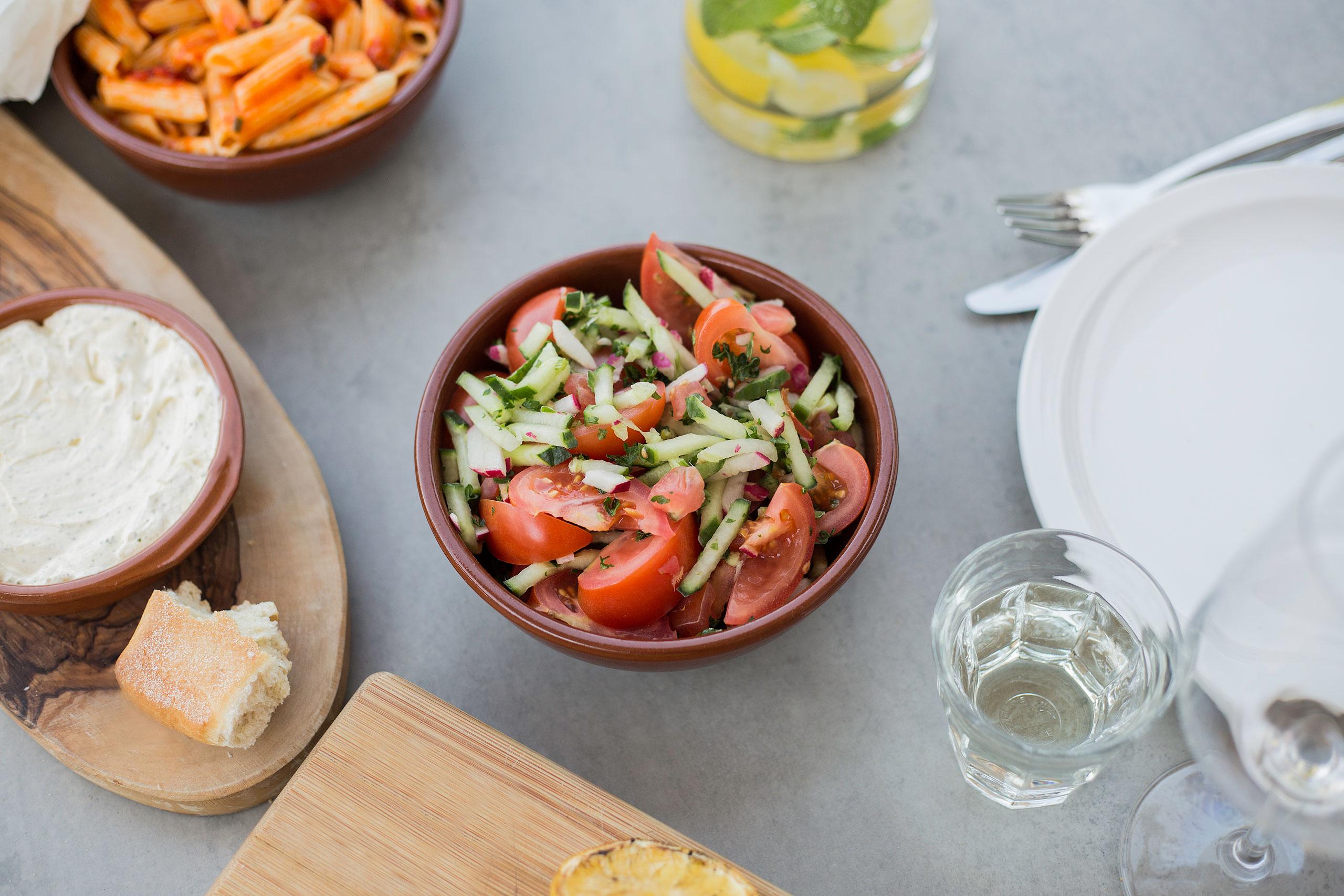 Aanvulpakket Vegetarisch | BBQEXPRESS